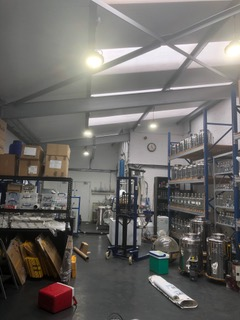 Industrial Electrical Services Buckinghamshire