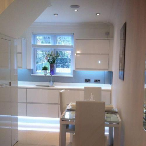 domestic electrical contractor in West Hertfordshire