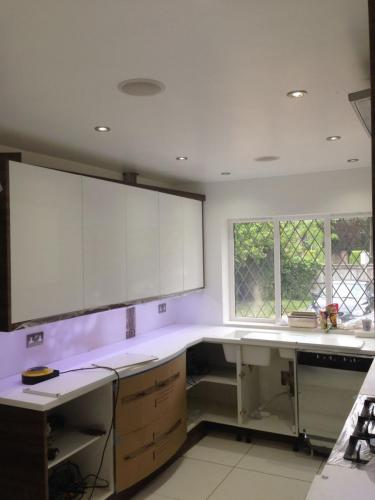 domestic electrical contractors in Berkshire